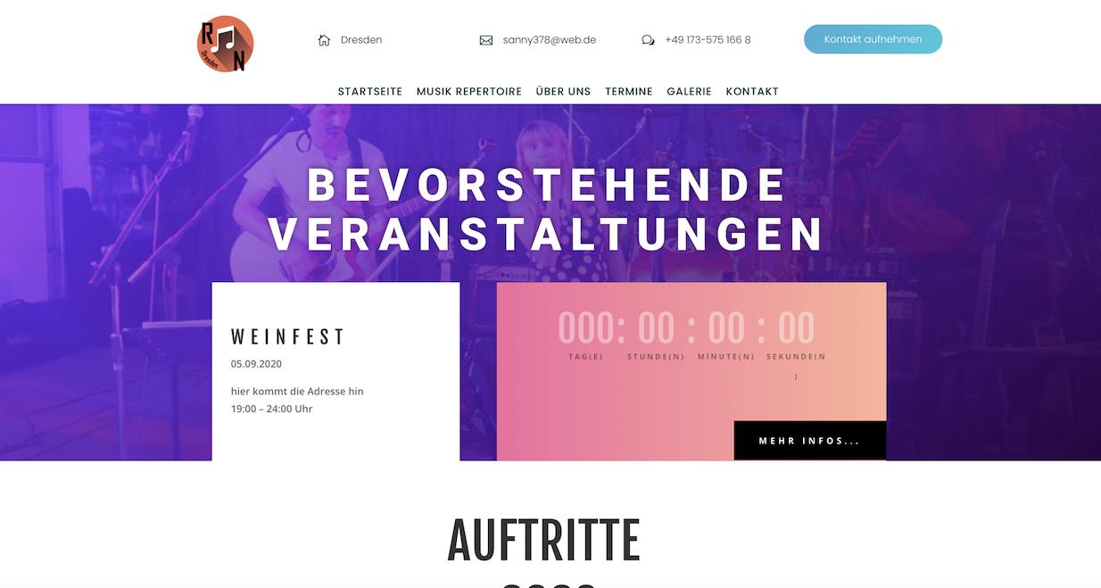 Radio Nowhere Dresden Kundenprojekt 4